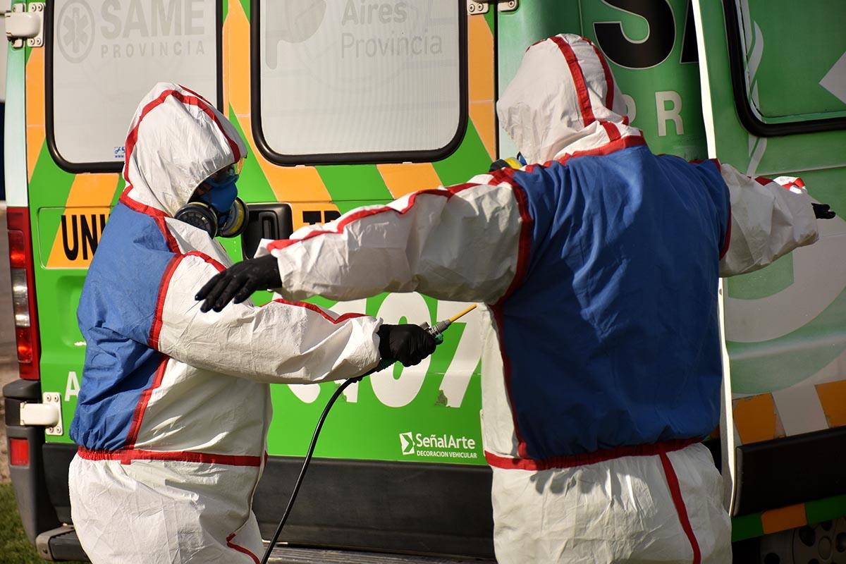 Detectaron un nuevo caso positivo de coronavirus en Mar del Plata