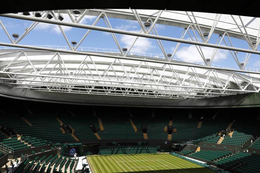 Tenis: Wimbledon 2020, cancelado por la pandemia del coronavirus