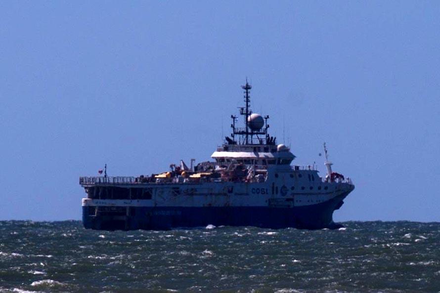 Finalmente, el crucero de Ushuaia no podrá ingresar a Mar del Plata