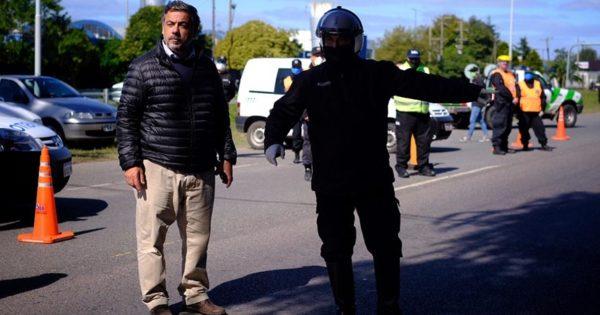 Vuelven a intensificar los controles en los accesos a Mar del Plata