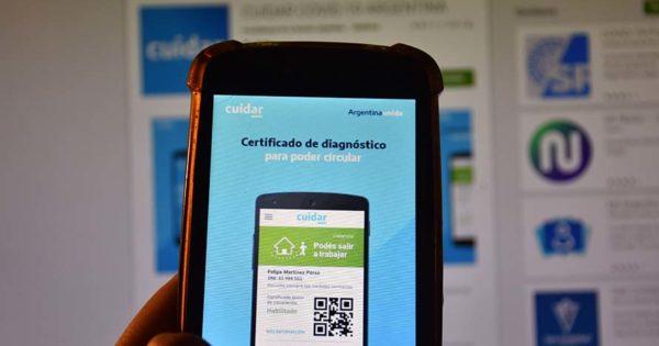 Cuidar: Kicillof confirmó que el uso de la aplicación será obligatorio en la Provincia