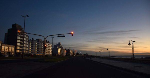 Tras un domingo frío y lluvioso, cómo sigue el tiempo en Mar del Plata