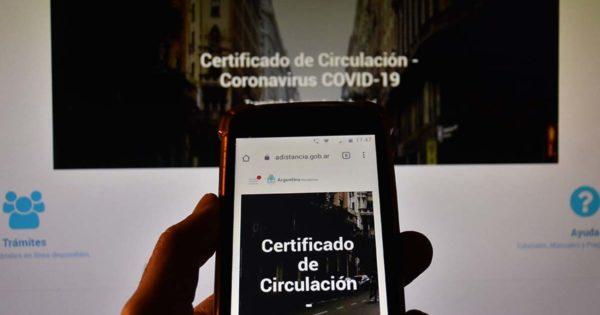 Extensión de la cuarentena: qué pasa con los permisos de circulación en Mar del Plata