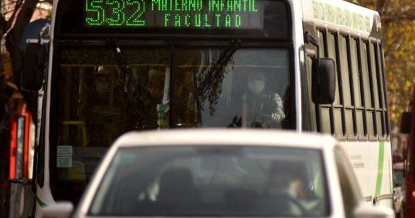 Transporte público: Montenegro envió una carta al gobierno nacional para pedir subsidios
