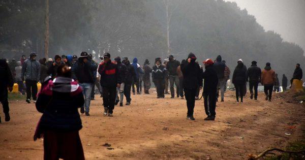 Basural: sigue el corte de recuperadores ante el silencio del gobierno y del Ceamse
