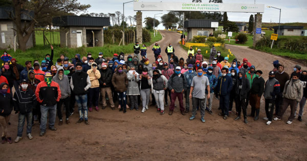 Basural: protesta de recuperadores que necesitan ayuda o volver a ingresar
