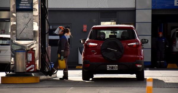 YPF volvió a aumentar un 3,5% en promedio el precio de la nafta