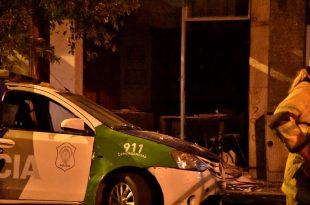 Explosión y alarma en un edificio del centro de Mar del Plata: tres heridos