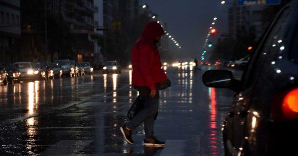 Noche de miércoles con intensas lluvias y tormenta: cómo sigue el tiempo en Mar del Plata