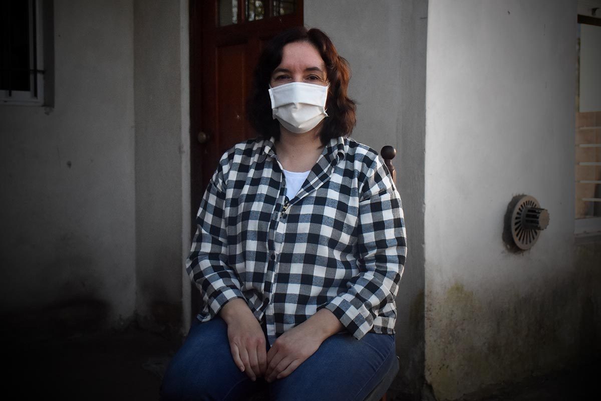enfermera recuperada coronavirus mar del plata
