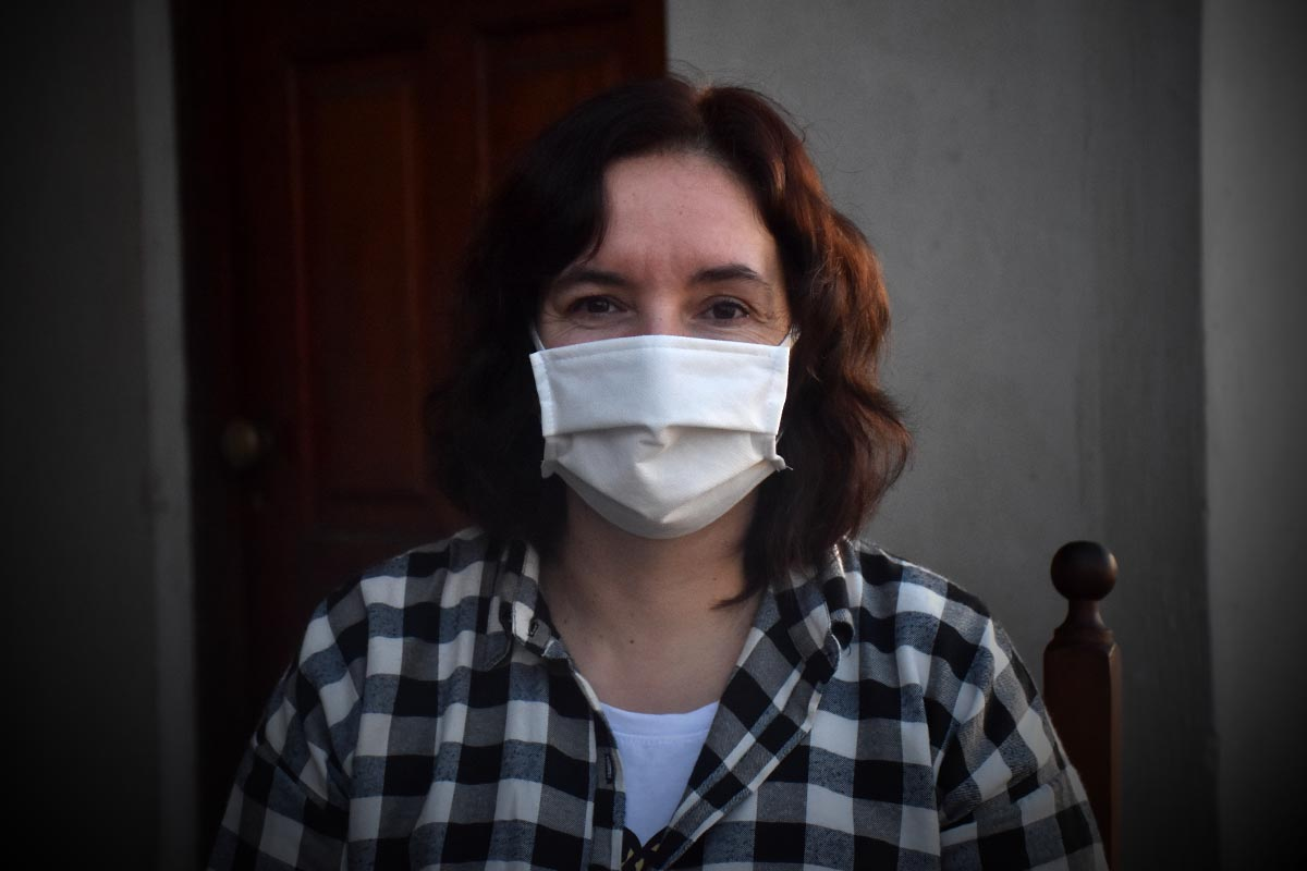 """""""Nací de nuevo"""": a un mes del alta, el relato de la enfermera recuperada de coronavirus"""