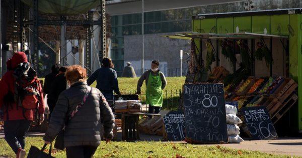 Ferias barriales a cielo abierto: el cronograma de esta semana en Mar del Plata