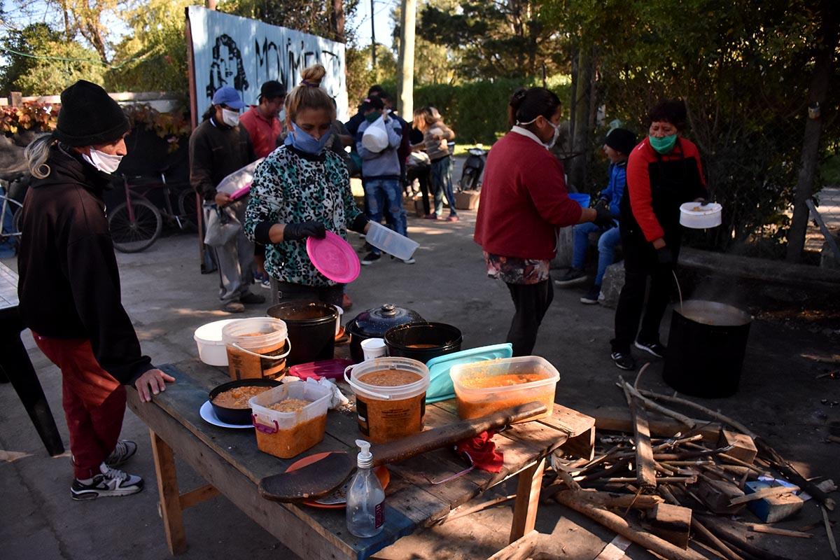 Cuarentena con hambre: historias de un comedor popular, desde adentro
