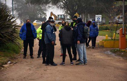 PROTESTA CORTE BASURAL RECICLADORES MAR DEL PLATA (10)