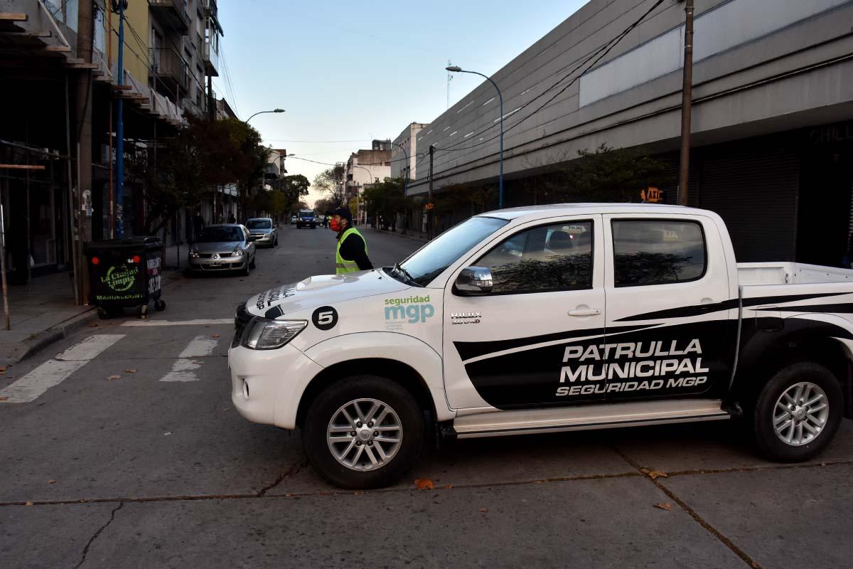 """Oficializan la creación del """"Cuerpo de Patrulla Municipal de Seguridad"""""""