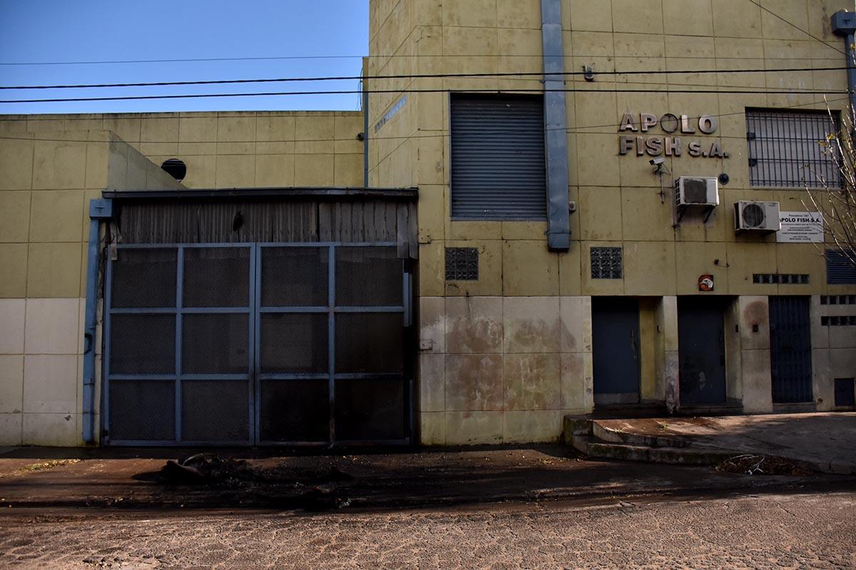 Puerto, un nuevo conflicto: trabajadores toman una planta por falta de pago