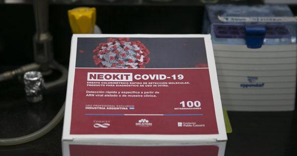 Carolina Carrillo, la marplatense integrante del equipo que creó el test rápido de covid-19