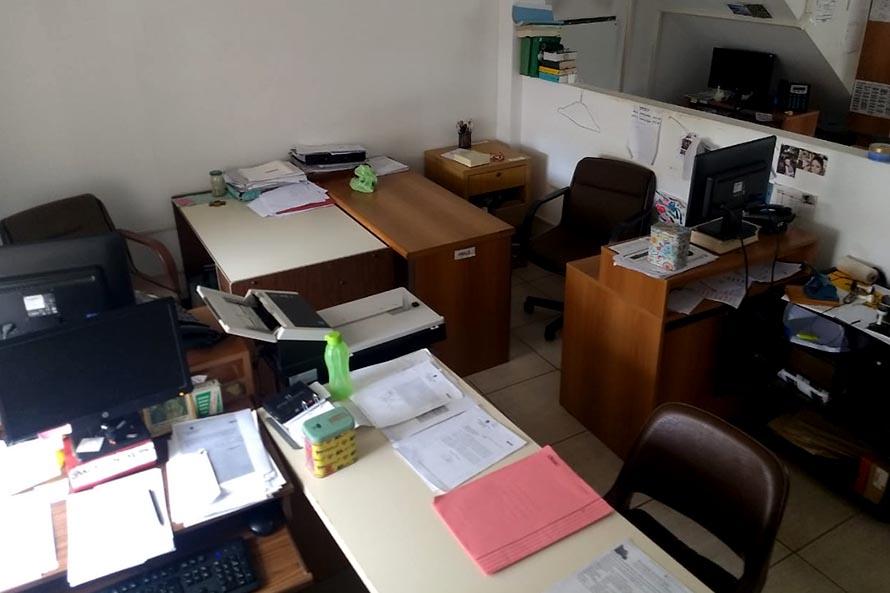 Judiciales advierten por las condiciones del trabajo presencial en caso de retomarlo