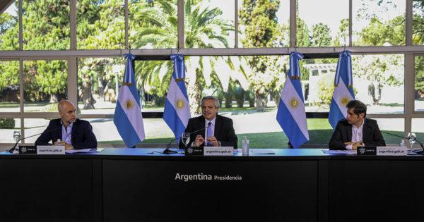 Alberto Fernández anuncia hoy cómo sigue la cuarentena en todo el país