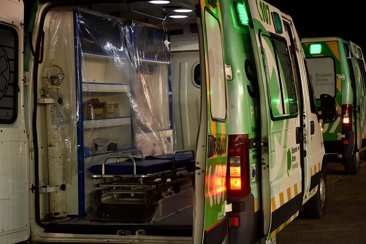 Brote de coronavirus: trasladaron a cinco residentes del geriátrico Námaste