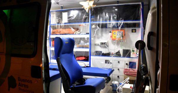 Coronavirus en Mar del Plata: un trabajador de la salud fue dado de alta