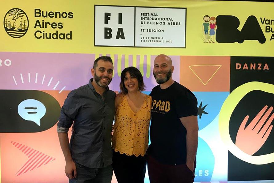 """""""Trampolín Play"""", una plataforma para ver teatro online creada por marplatenses"""