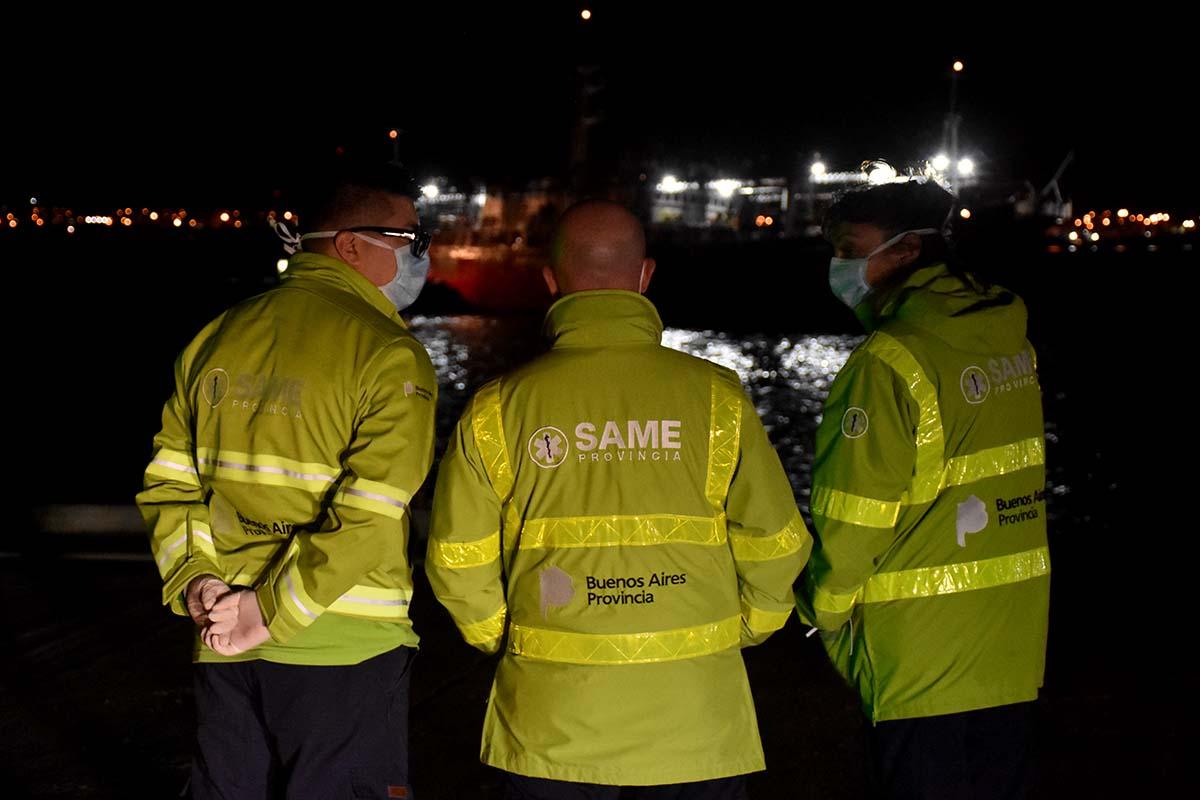 Coronavirus en el Puerto: desde marzo, al menos 115 tripulantes dieron positivo