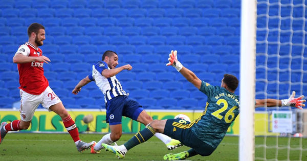 Los marplatenses Martínez y Buendía, presentes en la jornada de la Premier League