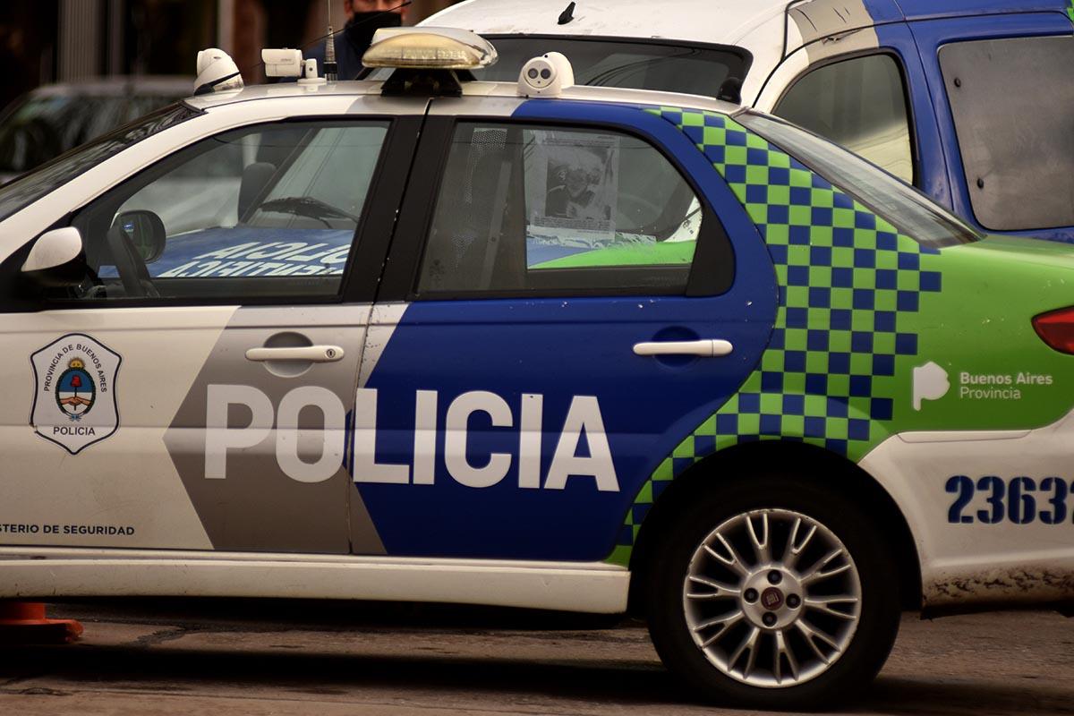 Seis aprehendidos por dos entraderas y un violento robo en plena avenida Champagnat