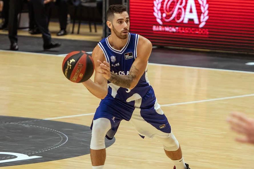 El Baskonia de Luca Vildoza avanzó a las semifinales y ya conoce rival