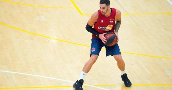 Luca Vildoza, en busca de la final de la Supercopa de España
