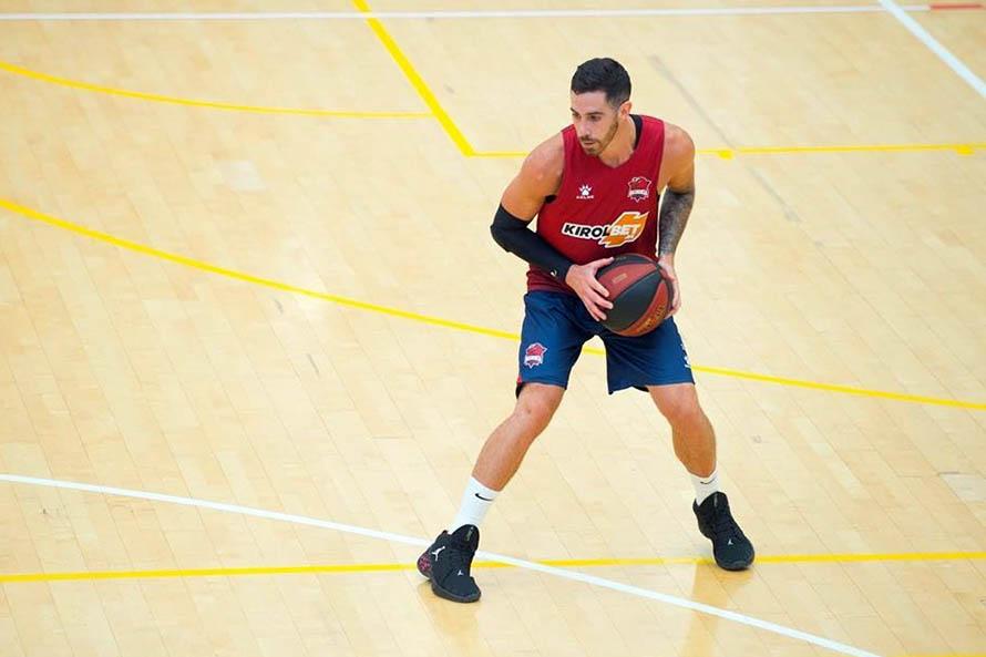 El Baskonia de Vildoza y Garino tiene todo confirmado para la vuelta de la Liga ACB