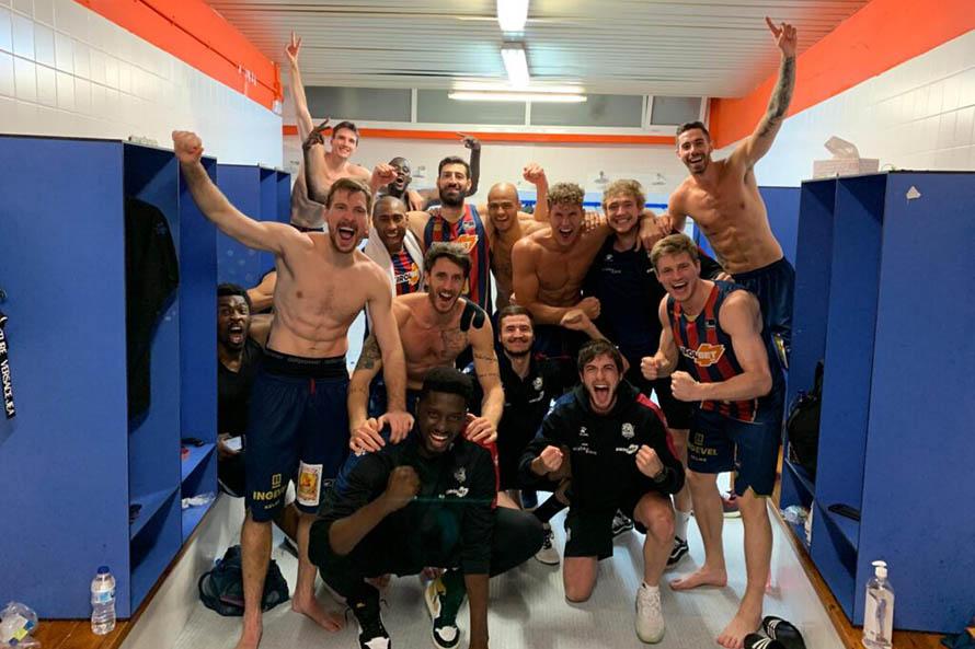 Con Luca Vildoza, el Baskonia avanzó a la final de la Liga ACB