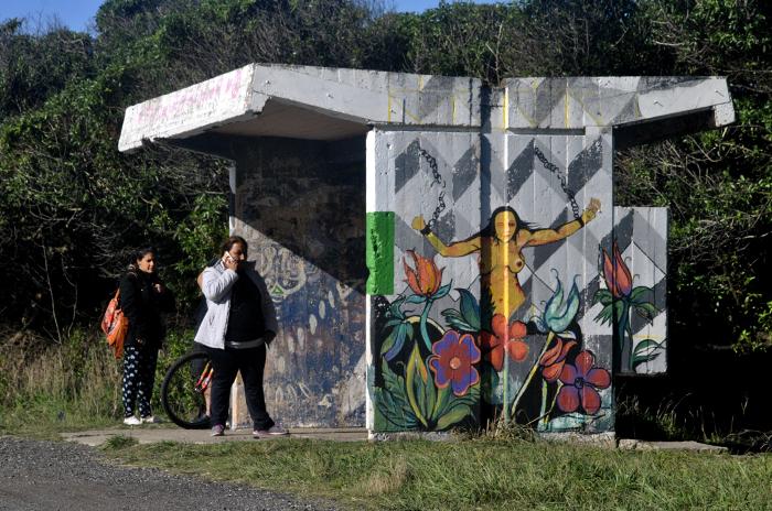Pandemia y transporte público: el drama de los barrios del sur en primera persona