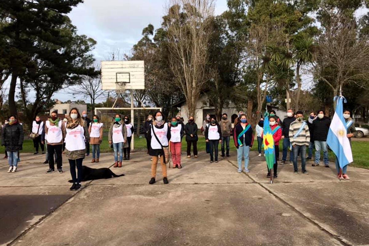 """Arranca el plan """"Cuidarnos"""": los promotores barriales recorren 16 barrios"""