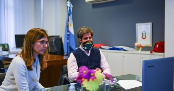 Puerto: una reunión entre Raverta y Felizia para analizar la capacidad operativa