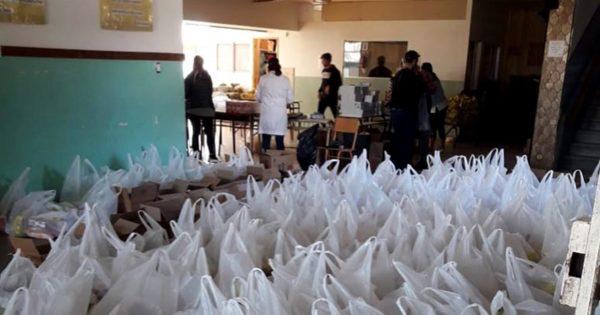 Servicio Alimentario Escolar: en julio, los bolsones se reparten en una entrega