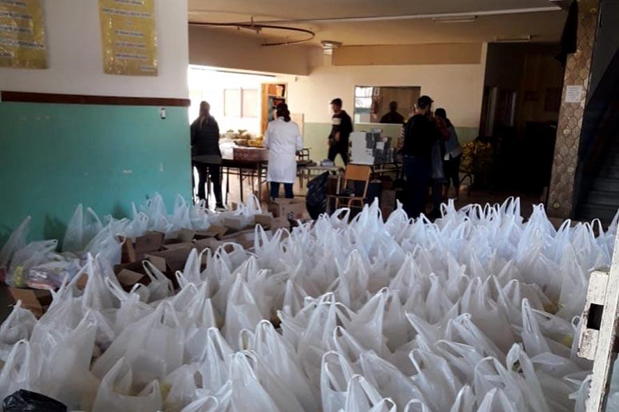 Servicio Alimentario Escolar: se sumaron 9800 cupos y alcanza a 51 mil estudiantes