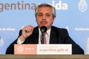 """""""Vacunación VIP"""": Fernández dijo que fue """"un hecho excepcional que no puede avalarse"""""""