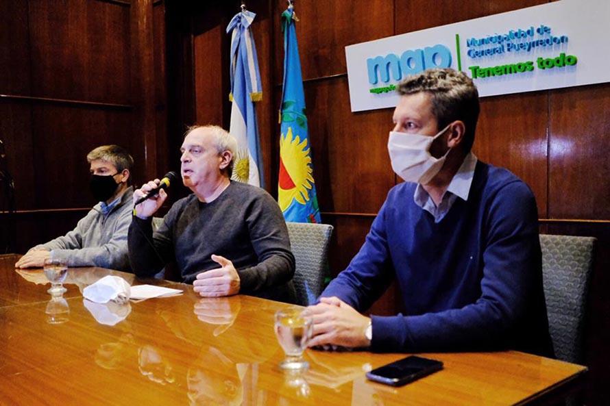Cuarentena: la Municipalidad insistirá en exceptuar actividades propias de la fase 5