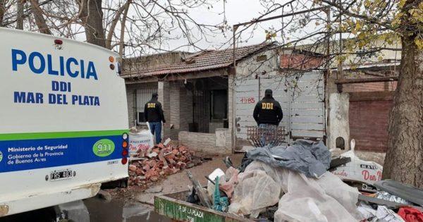 Entradera violenta en la casa de una mujer de 82 años: un detenido