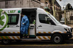Coronavirus: confirman 12 nuevos casos y la muerte de un paciente de 82 años