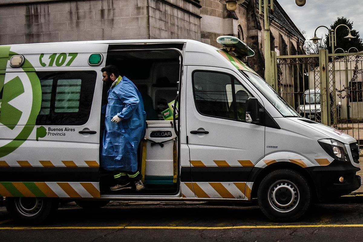 Coronavirus: confirman 12 nuevos casos y la muerte un paciente de 82 años