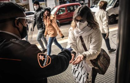 APERTURA SHOPPING LOS GALLEGOS (22) MAR DEL PLATA CONTROL TEMPERATURA