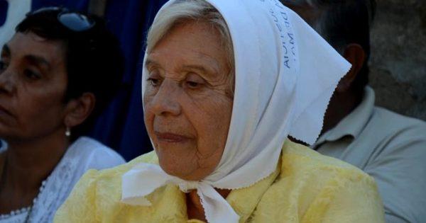 Murió Antonia Segarra, una de las fundadoras de Abuelas de Plaza de Mayo Mar del Plata