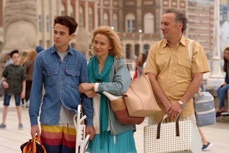 """Cine en cuarentena: """"Azul el mar"""" y """"Lina de Lima"""", los estrenos para disfrutar en casa"""
