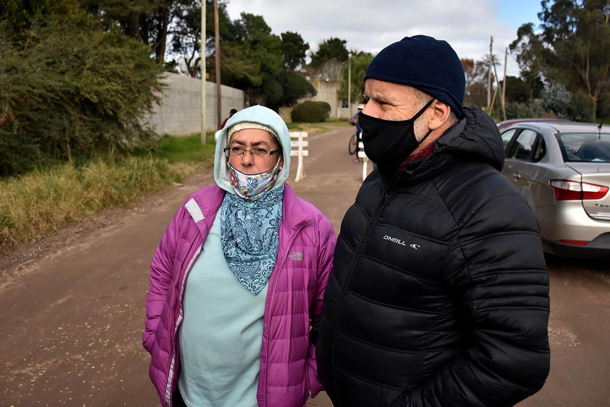 Caso Fernando Lario: la familia, el abogado y la fiscal, a la espera de los resultados