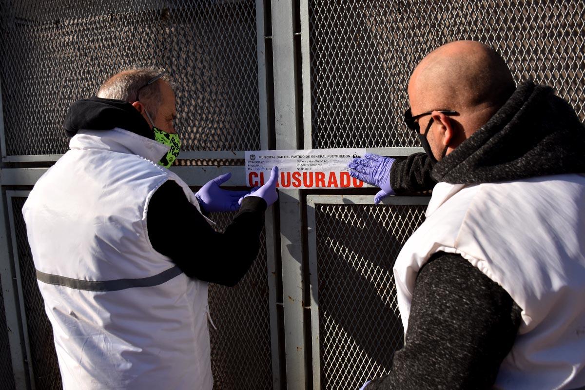 Clausuraron la planta pesquera en la que se detectaron casos de coronavirus