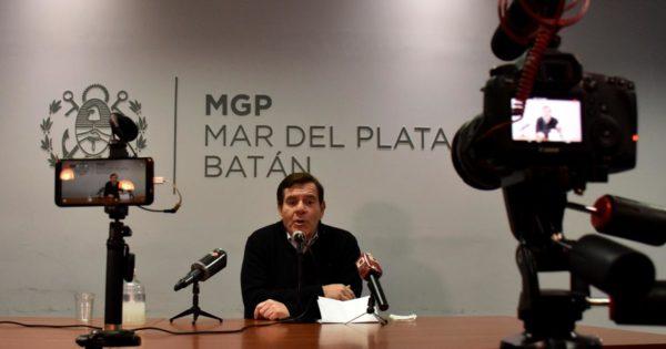 """Ante el aumento de casos, Montenegro dijo que habrá """"una pausa"""" en las habilitaciones"""