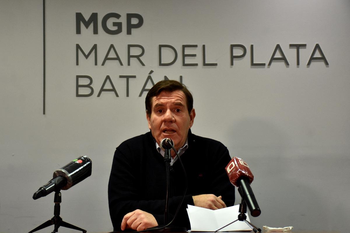 """Recortes en guardias: Montenegro habló de un """"reordenamiento del gasto"""""""